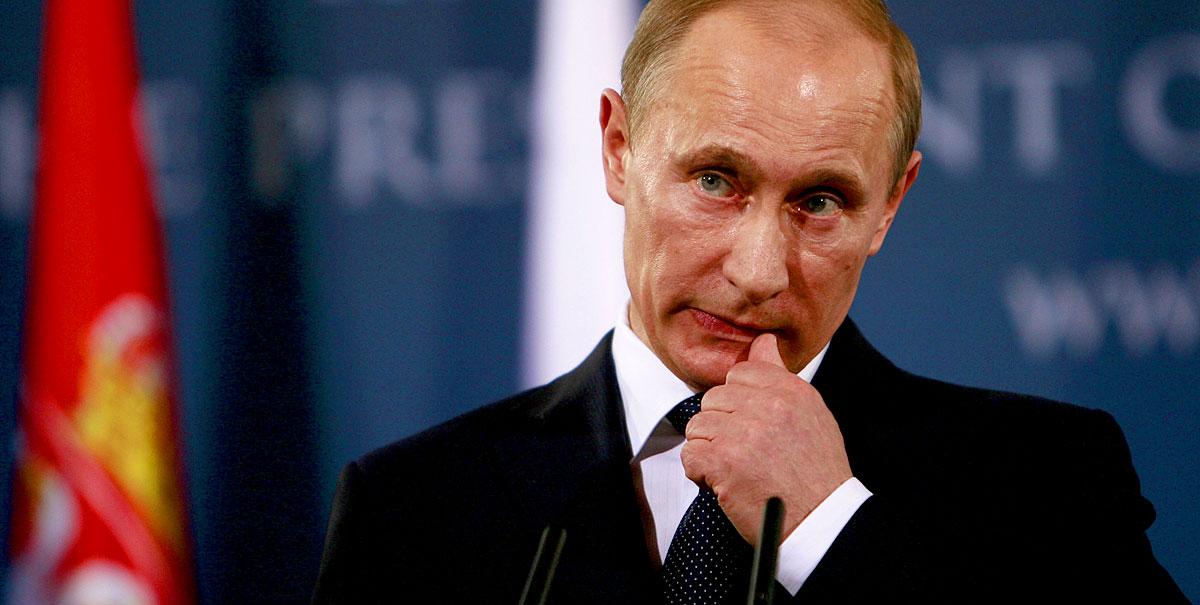 Putin – Russlands Sargnagel