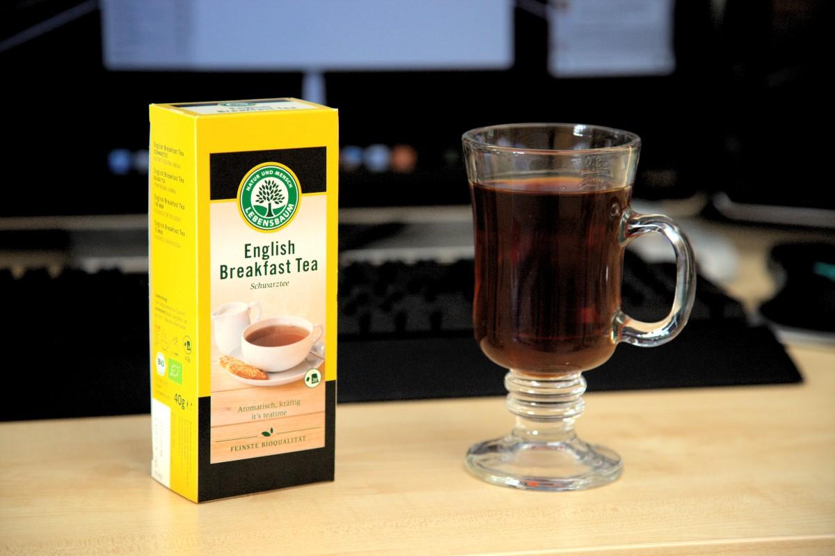 Lebensbaum English Breakfast Tea