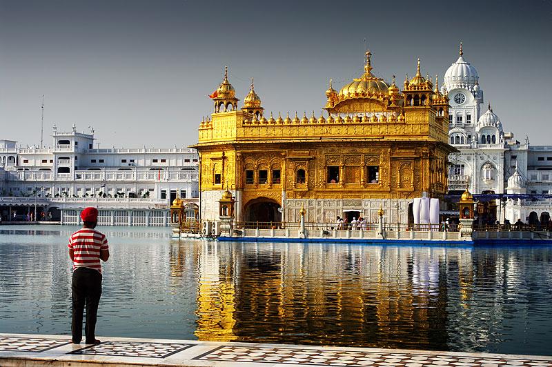 Amritsar in Indien (Foto: Leroy Julien | iStockphoto | Thinkstock)