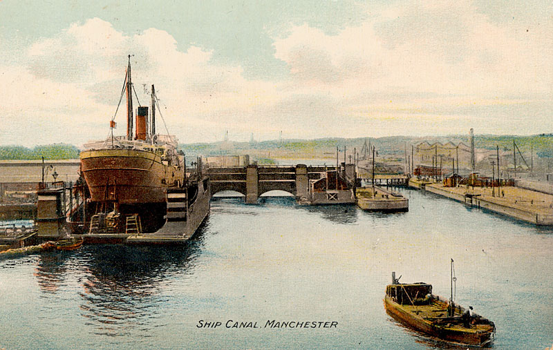 Manchester Ship Canal (Bild: Getty Images / Thinkstock)