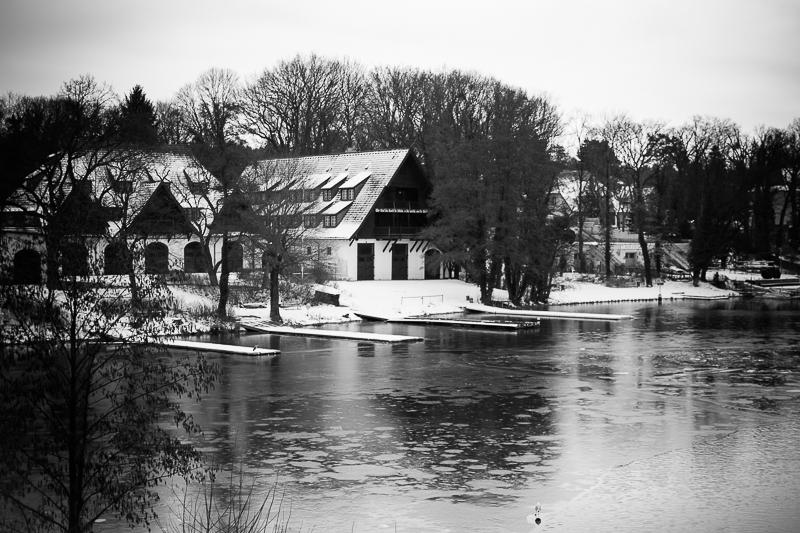 Haus am kleinen Wannsee