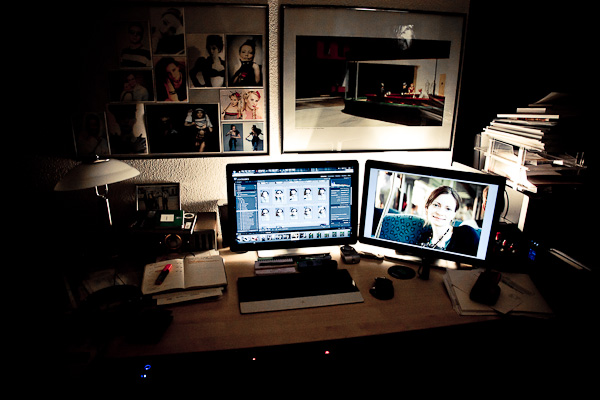 Adobe Lightroom ist mein Auswahlwerkzeug